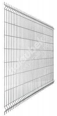 Plotový panel Nylofor 3D pozinkovaný Strong 1030x2500 mm - Plotový panel Nylofor 3D ZN 1030x2500 mm